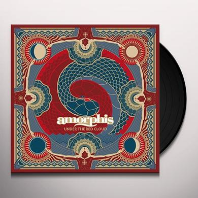 Amorphis UNDER THE RED CLOUD Vinyl Record - UK Import