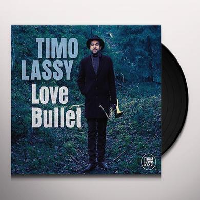 TIMO LASSY-LOVE BULLET (GER) Vinyl Record