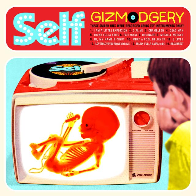 Self GIZMODGERY Vinyl Record - UK Import