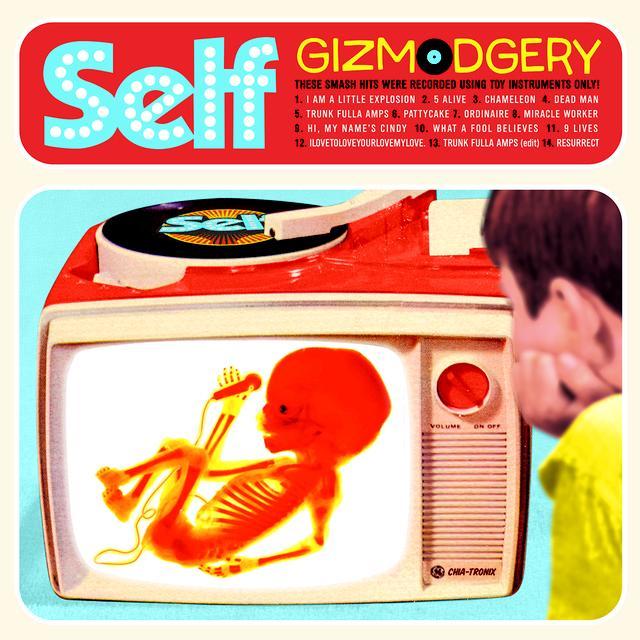 Self GIZMODGERY Vinyl Record - UK Release