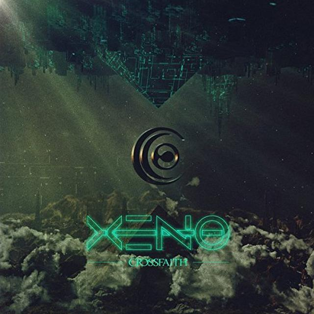Crossfaith XENO Vinyl Record - UK Import