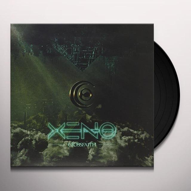 Crossfaith XENO Vinyl Record - UK Import