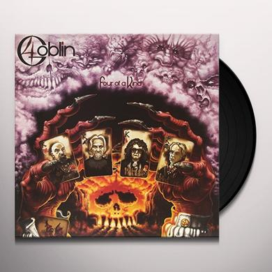 Goblin FOUR OF A KIND Vinyl Record - Italy Import