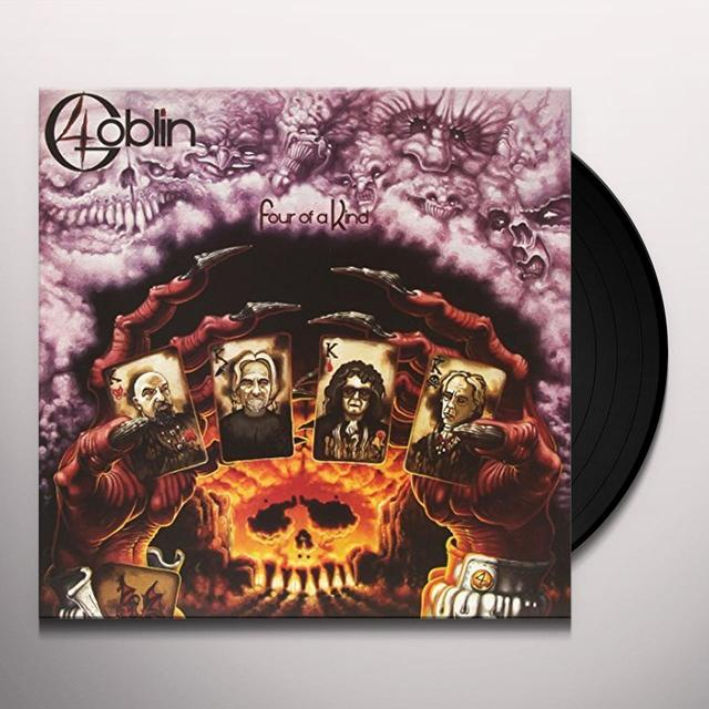 Goblin FOUR OF A KIND Vinyl Record