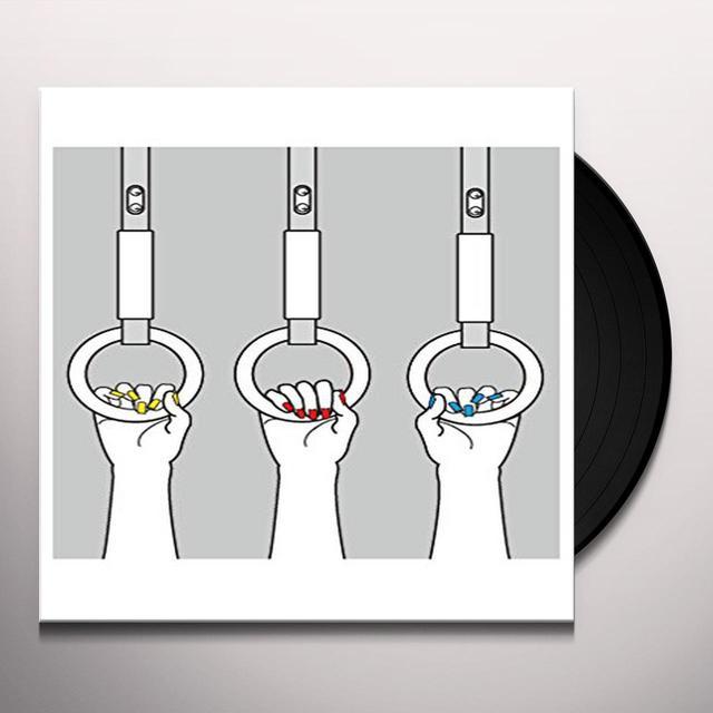Genfuoco DENTRO L'INVISIBILE Vinyl Record