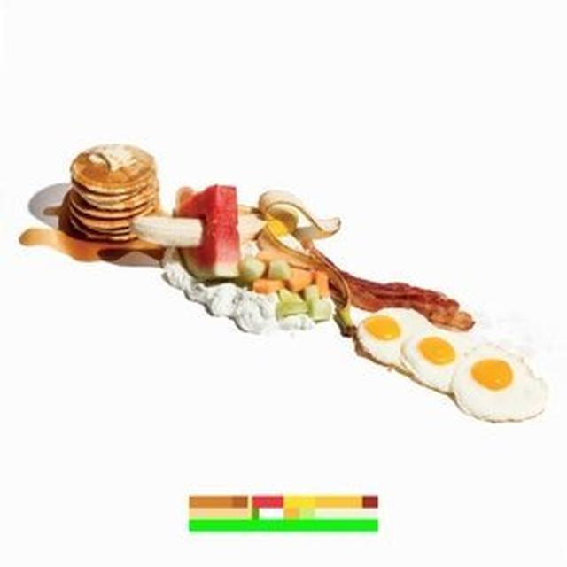 Battles LA DI DA DI Vinyl Record - Gatefold Sleeve, Digital Download Included