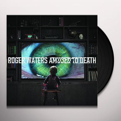 Roger Waters AMUSED TO DEATH Vinyl Record