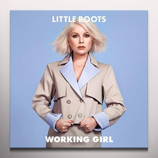 Little Boots WORKING GIRL Vinyl Record