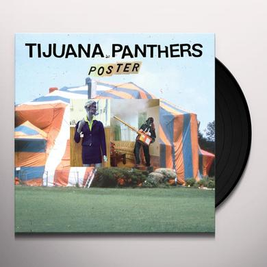 Tijuana Panthers POSTER Vinyl Record - Digital Download Included