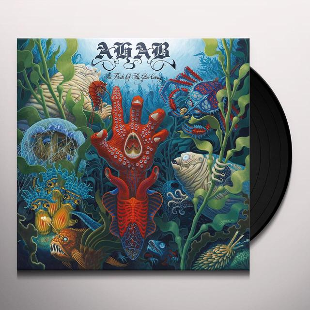 Ahab BOATS OF THE GLEN CARRIG Vinyl Record