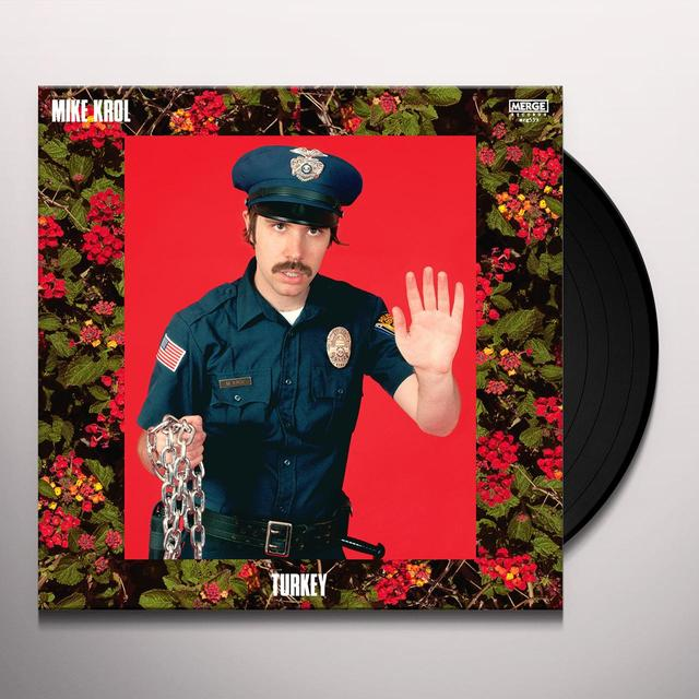Mike Krol TURKEY Vinyl Record - Digital Download Included