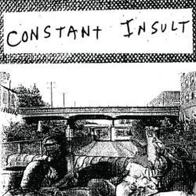 CONSTANT INSULT Vinyl Record