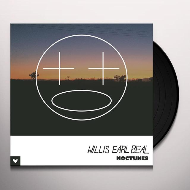 Willis Earl Beal NOCTUNES Vinyl Record - Digital Download Included