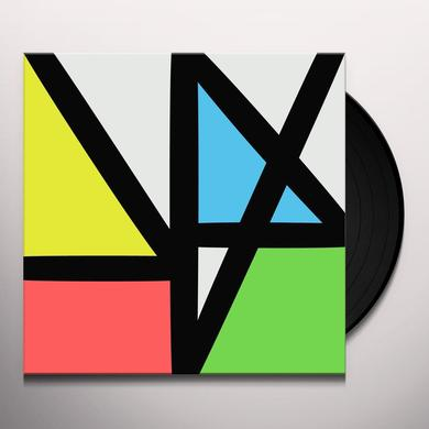 New Order MUSIC COMPLETE Vinyl Record