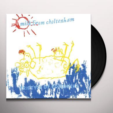 MILK FROM CHELTENHAM TRIPTYCH OF POISONERS Vinyl Record