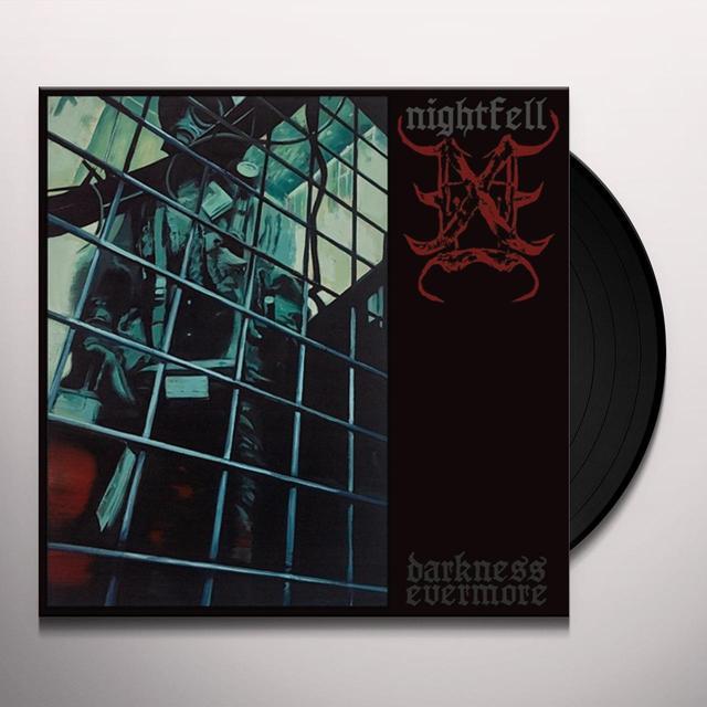 NIGHTFELL DARKNESS EVERMORE Vinyl Record