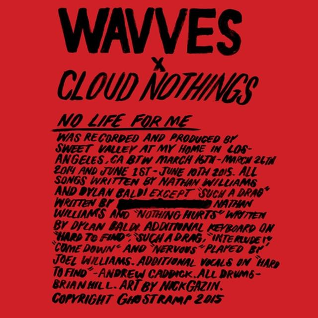 WAVVES / CLOUD NOTHINGS