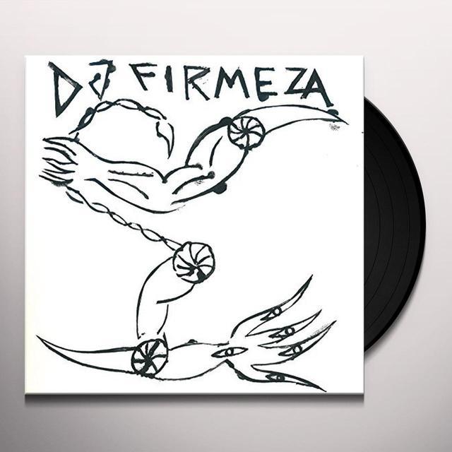 DJ Firmeza ALMA DO MEU PAI Vinyl Record