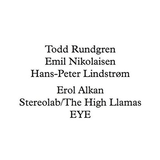 Todd Rundgren/Emil Nikolaisen/Hans-Peter Lindstrøm RUNDDANS REMIXED Vinyl Record