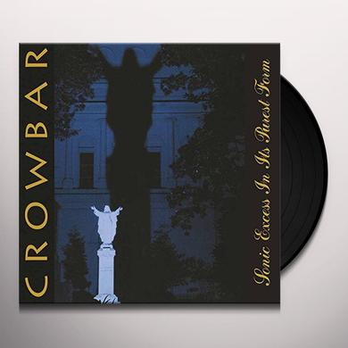 Crowbar SONIC EXCESS IN ITS PUREST FORM Vinyl Record