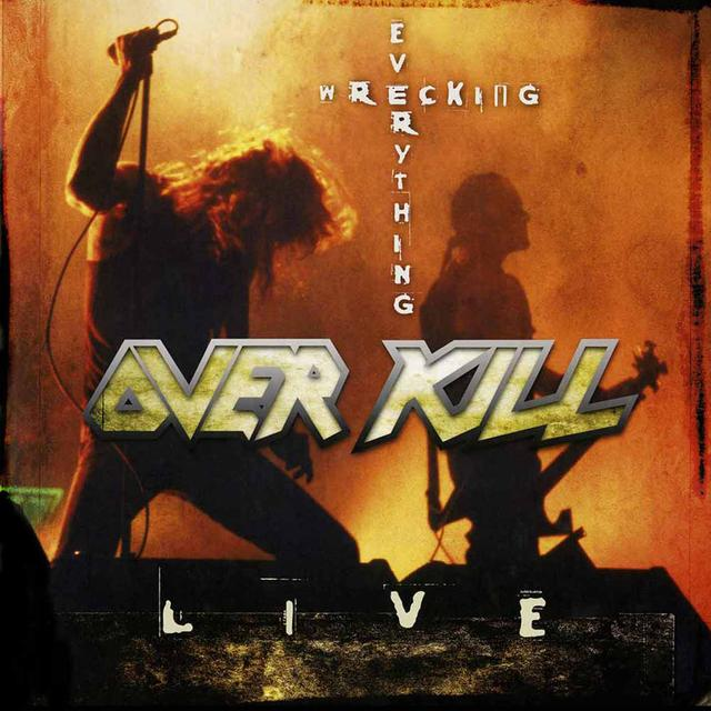 Overkill WRECKING EVERYTHING Vinyl Record