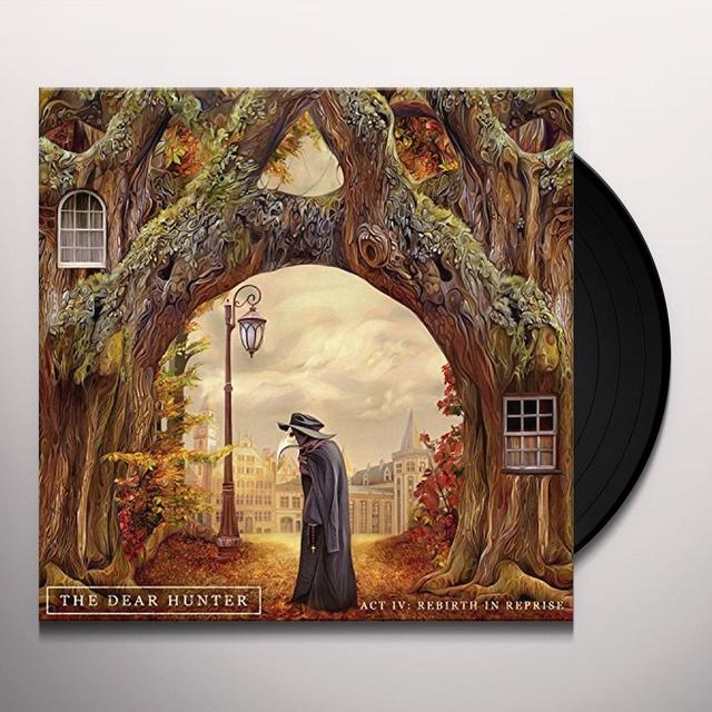 The Dear Hunter ACT IV: REBIRTH IN REPRISE Vinyl Record - Gatefold Sleeve
