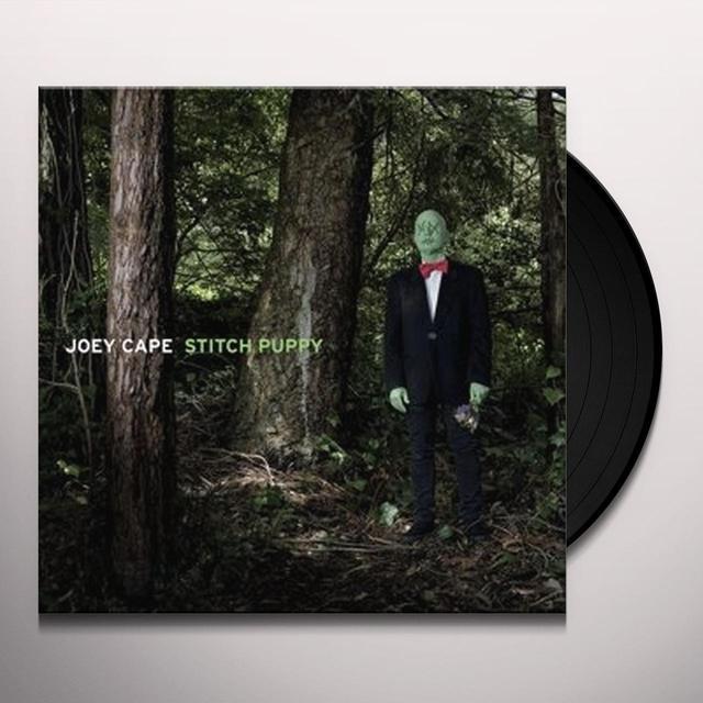 Joey Cape STITCH PUPPY Vinyl Record