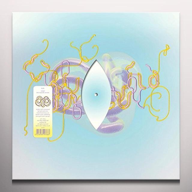 Bjork NOTGET (LOTIC KEPTSAFE VERSION) Vinyl Record - Clear Vinyl, Limited Edition