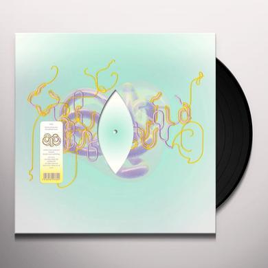 Bjork HISTORY OF TOUCHES (KRAMPFHAFT REMIX) Vinyl Record - Clear Vinyl, Limited Edition