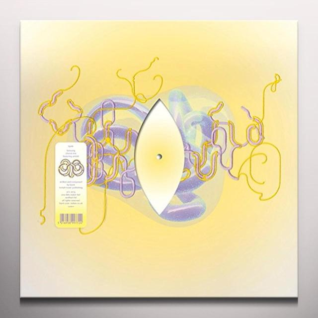 Bjork LIONSONG (CHORAL MIX FEATURING UNTOLD) Vinyl Record - Clear Vinyl