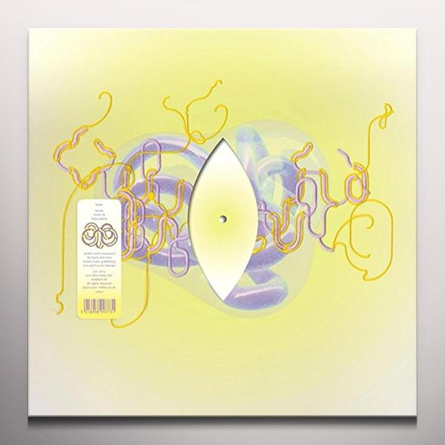 Bjork FAMILY (REMIX BY KATIE GATELY) Vinyl Record - Clear Vinyl, Limited Edition, Remix