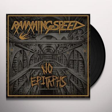 Ramming Speed NO EPITAPHS Vinyl Record