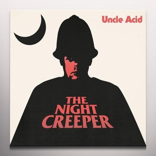 UNCLE ACID / DEADBEATS NIGHT CREEPER    (WB) Vinyl Record - Colored Vinyl, Gatefold Sleeve, 180 Gram Pressing