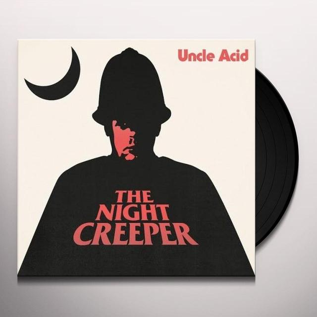 Uncle Acid & The Deadbeats NIGHT CREEPER    (WB) Vinyl Record - Colored Vinyl, Gatefold Sleeve, 180 Gram Pressing