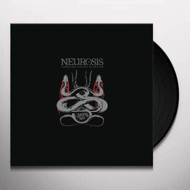 Neurosis THROUGH SILVER IN BLOOD Vinyl Record - Gatefold Sleeve, Reissue