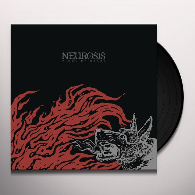 Neurosis TIMES OF GRACE Vinyl Record - 180 Gram Pressing, Reissue