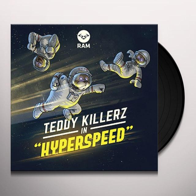 Teddy Killerz HYPERSPEED EP Vinyl Record - UK Import