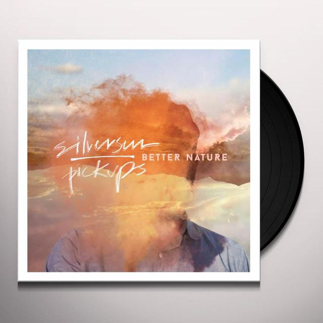 Silversun Pickups BETTER NATURE Vinyl Record