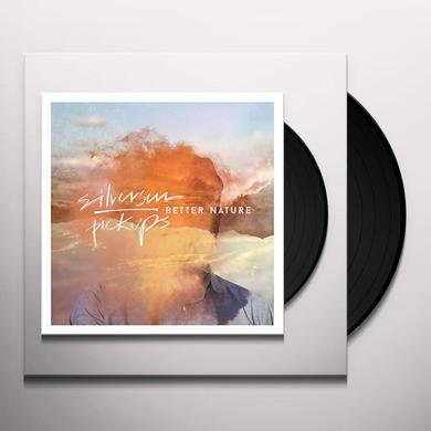 Silversun Pickups BETTER NATURE Vinyl Record