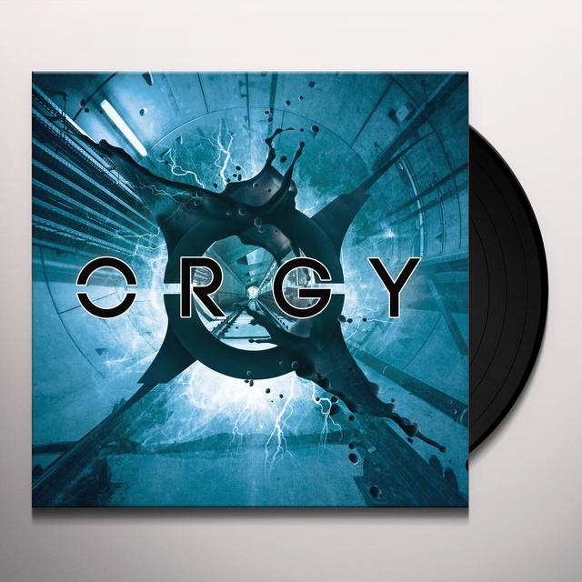 Orgy TALK SICK Vinyl Record