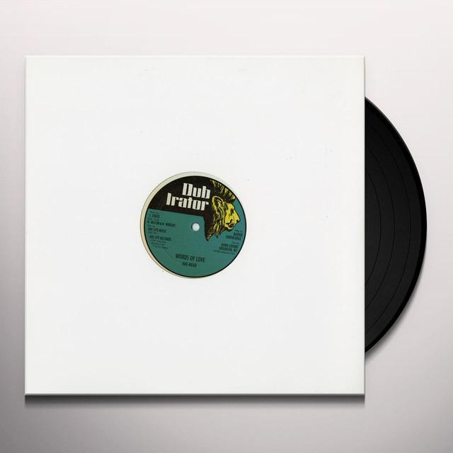 JUG HEAD WORDS OF LOVE Vinyl Record