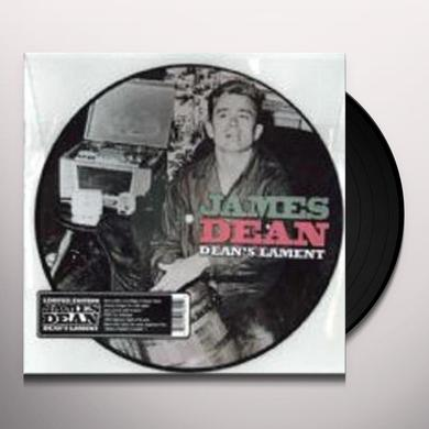 James Dean DEAN'S LAMENT Vinyl Record