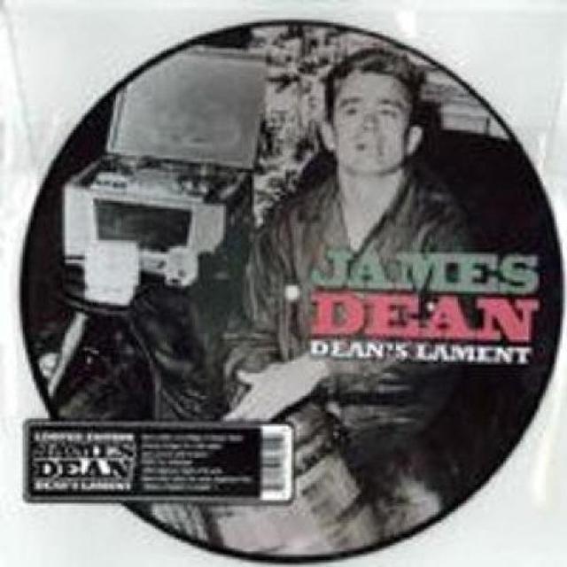 James Dean DEAN'S LAMENT Vinyl Record