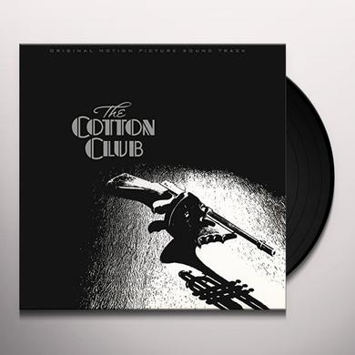 COTTON CLUB / O.S.T. (HOL) COTTON CLUB / O.S.T. Vinyl Record