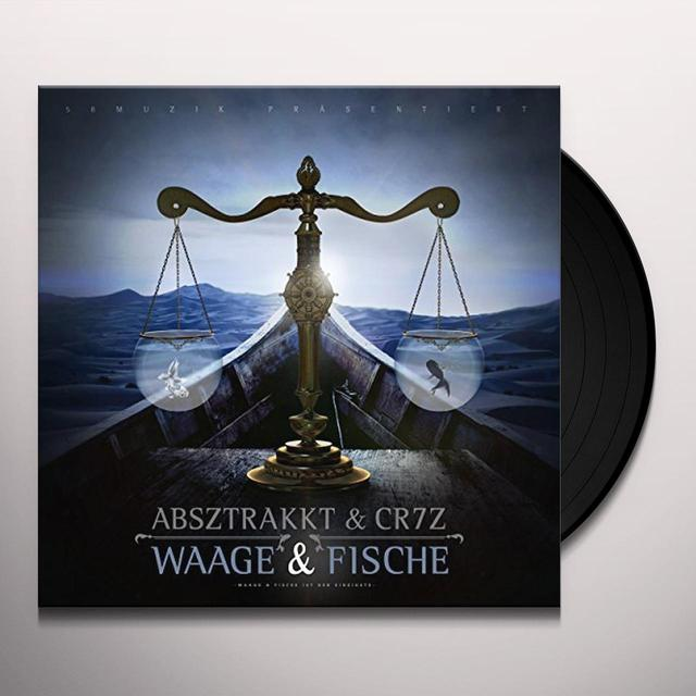 ABSZTRAKKT & CR7Z WAAGE & FISCHE  (GER) Vinyl Record - MP3 Download Included