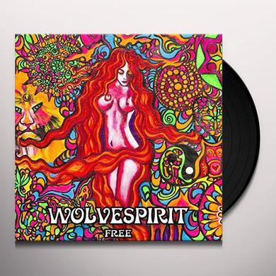 Wolvespirit FREE Vinyl Record - UK Import