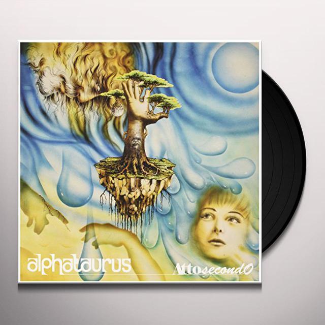 Alphataurus ATTO SECONDO Vinyl Record
