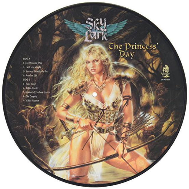 Skylark PRINCESS DAY Vinyl Record