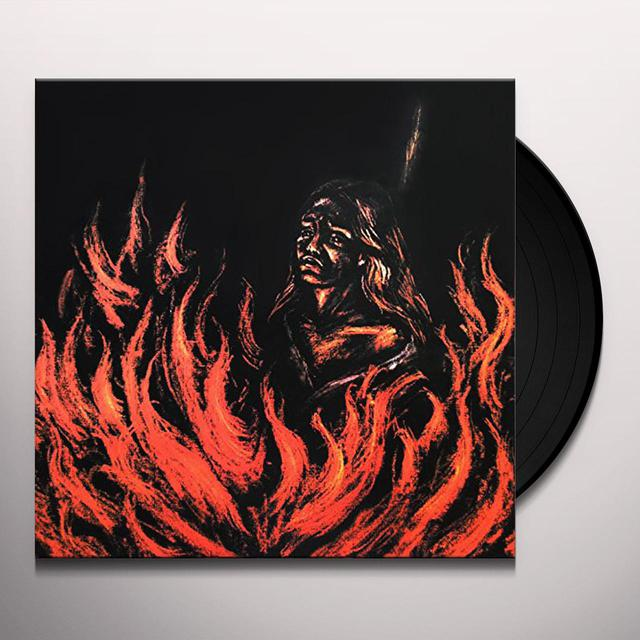 Salem Mass WITCH BURNING Vinyl Record - Italy Import