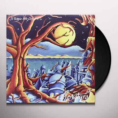 TEMPIO DELLE CLESSIDRE ALIENATURA/BLUE Vinyl Record - Italy Import
